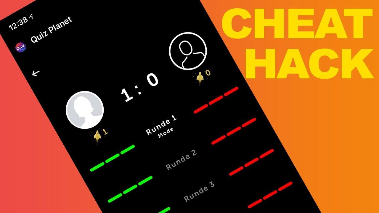 Quiz Planet auf Facebook - der ultimative Cheat / Hack für alle Dummies
