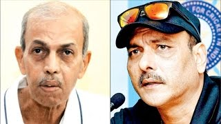 MCA Curator Sudhir Naik  Withdraws Complaint Against Ravi Shastri