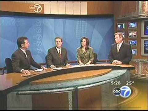 ABC 7 News close with extended theme music