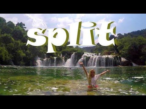 A WEEKEND IN SPLIT, CROATIA | GOPRO HERO 4