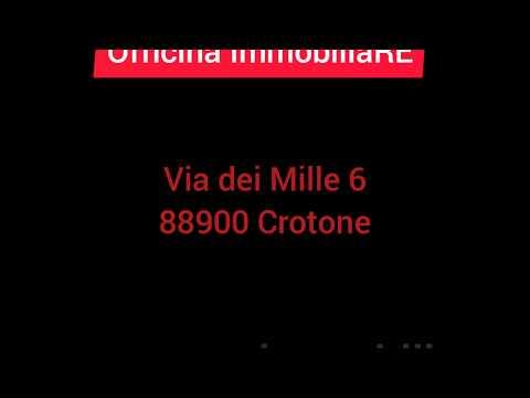 Crotone - Villa in vendita via dei Gelsomini