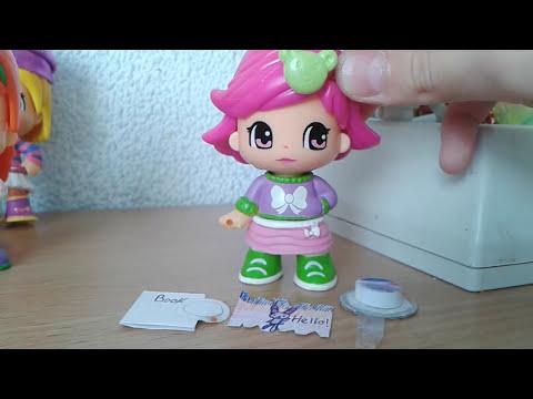 Куклы Пинипон / Мои 4 самодельные вещи для pinypon