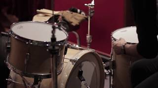 Emma Jayne EP Sneak Peak - Drum Set Up