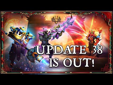 Dungeon Hunter 5 - Update 38 Update Trailer