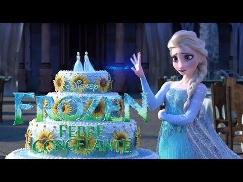 Filme  Frozen Febre Congelante   Completo