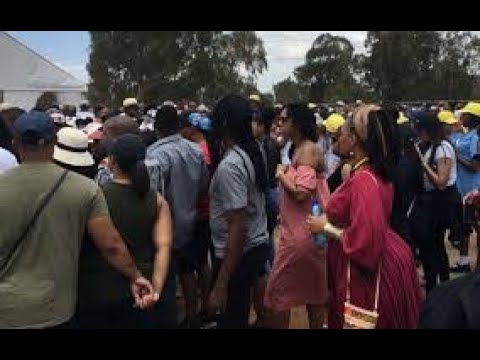 SOUTH AFRICA NEWS TODAY | AFTER THE PARTY: GLOBAL CITIZEN FESTIVAL GOERS MUGGED AFTER CONCERT