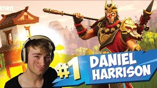 How Daniel Harrison really plays Fortnite (NEW)
