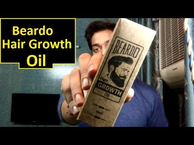 Beardo Hair Growth Oil || How to use - correct method || Best Beard Growth Oil