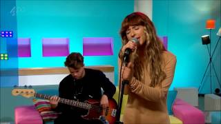 Foxes - Body Talk (Live at Sunday Brunch)