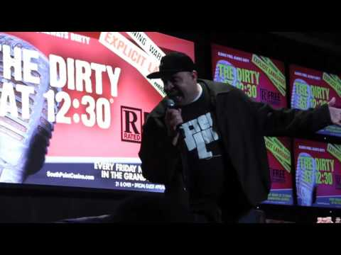 Freez Luv: We are all Latino! Dirty at 12:30 in Las Vegas