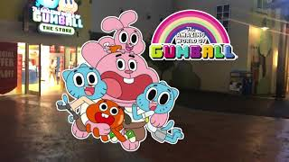 IMG Dünyalar : yerler arasında Cartoon Network, Gumball, Adventure Time 7 (DUBAÏ VİDEO) l 4KPOP Vlogs