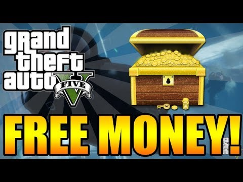 GTA 5 ONLINE - HOW TO GET FREE 200K FROM ROCKSTAR