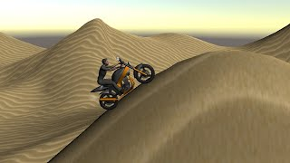 Dirt Bike Rider · Game · Gameplay