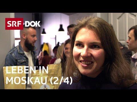 Schweizer in Russland | Abenteuer Moskau (2/4) | Doku | SRF DOK