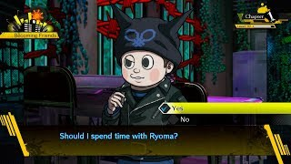 Danganronpa V3 Ryoma Hoshi Ch 1 Free Time Events Youtube I am putting voice clips with the ones that i am finished with if you want to hear these guys' voice actors. danganronpa v3 ryoma hoshi ch 1 free time events