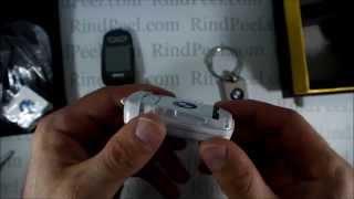 Teléfono Movil en forma de Llave Coche BMW X6