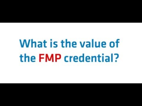 IFMA FMP Credential Program Testimonials