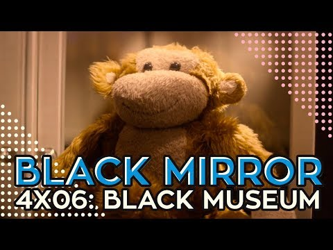 Download Youtube: Netflix Black Mirror 4x06: BLACK MUSEUM | Review Com Spoilers