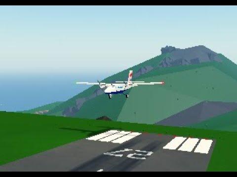 Roblox PTFS British Airways Flight BA861 Saint Barthelemy, Gustiva - Lukla, Nepal