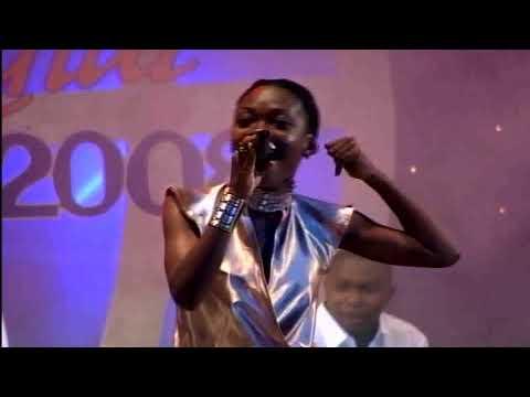 Mwasiti - Hao Live Perfomance Miss Tanzania 2008
