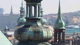 צ'כיה ;פראג ,אחת הערים היפות בעולם והנקודה היהודית 3-6.10.2013 Prague