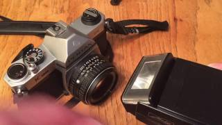Non-TTL flash: How to use manual flash
