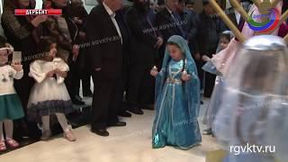 В еврейской общине Дербента отметили Хануку