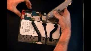 how to replace the screen on a samsung galaxy tab 2 10 1