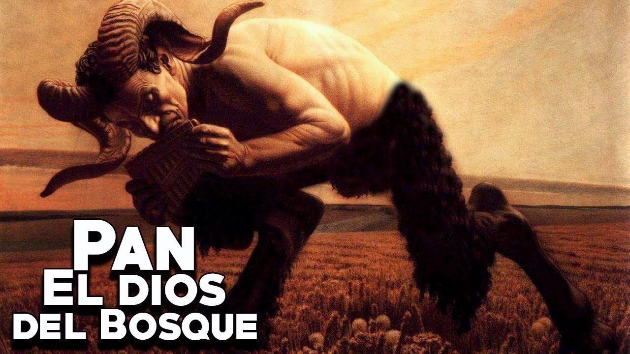 Pan: El Dios del Bosque - La Leyenda de la Flauta de la Siringa -Mitología Griega-Mira la Historia
