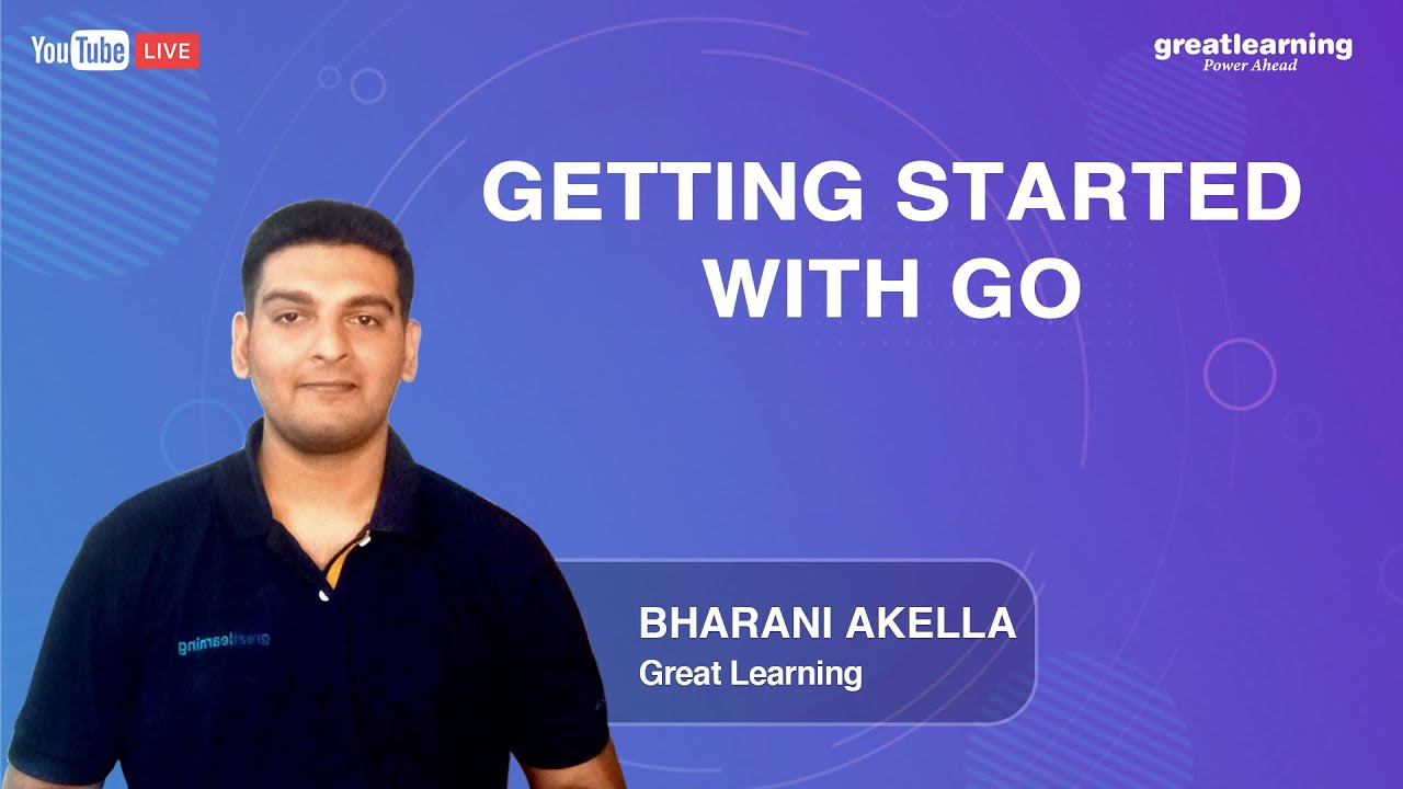 Getting started with GO | Golang Tutorial for Beginners