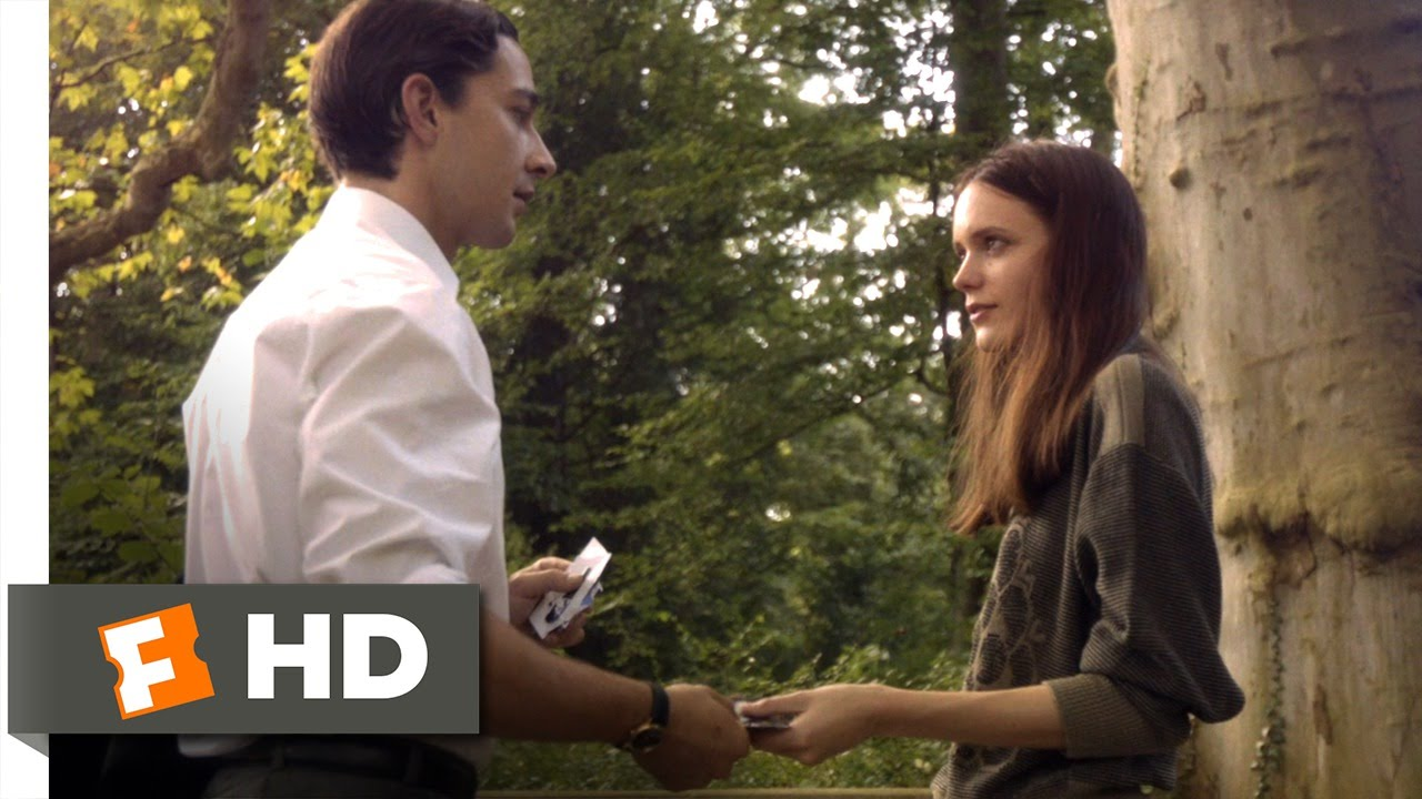 Download Nymphomaniac (10/10) Movie CLIP - A Caged Animal (2013) HD