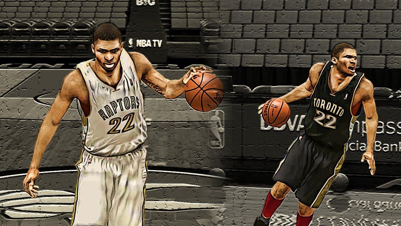 62561d299ec ... NBA 2K14 - Toronto Raptors New Look Branding Concept Nba 2k14 raptors  jersey ...