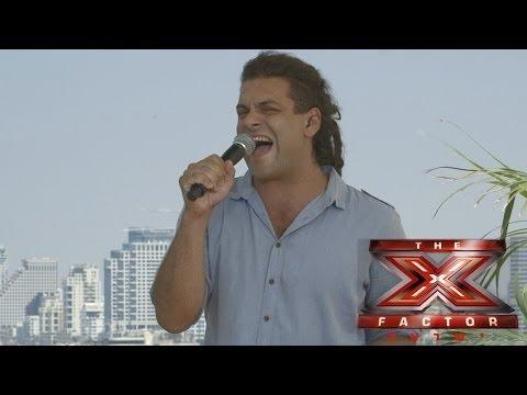 ישראל-x-factor---מאוריציו-סקליוני---ain't-no-sunshine