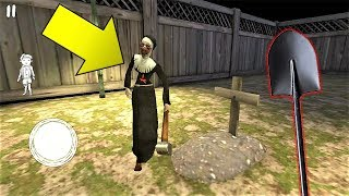 5 Ways To Trolling Evil Nun || Funny Moments || Evil Nun Horror Game - 수녀게임: 5가지 재미있는 트롤링