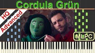 Josh. - Cordula Grün I Piano Tutorial & Sheets by MLPC