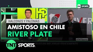 El equipo de River para enfrentar a Universidad de Chile