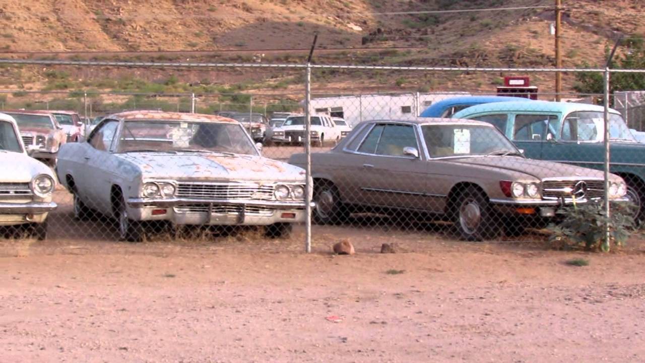 OLD 66 CLASSICS is FOR SALE, VINTAGE CAR DEALERSHIP - YouTube