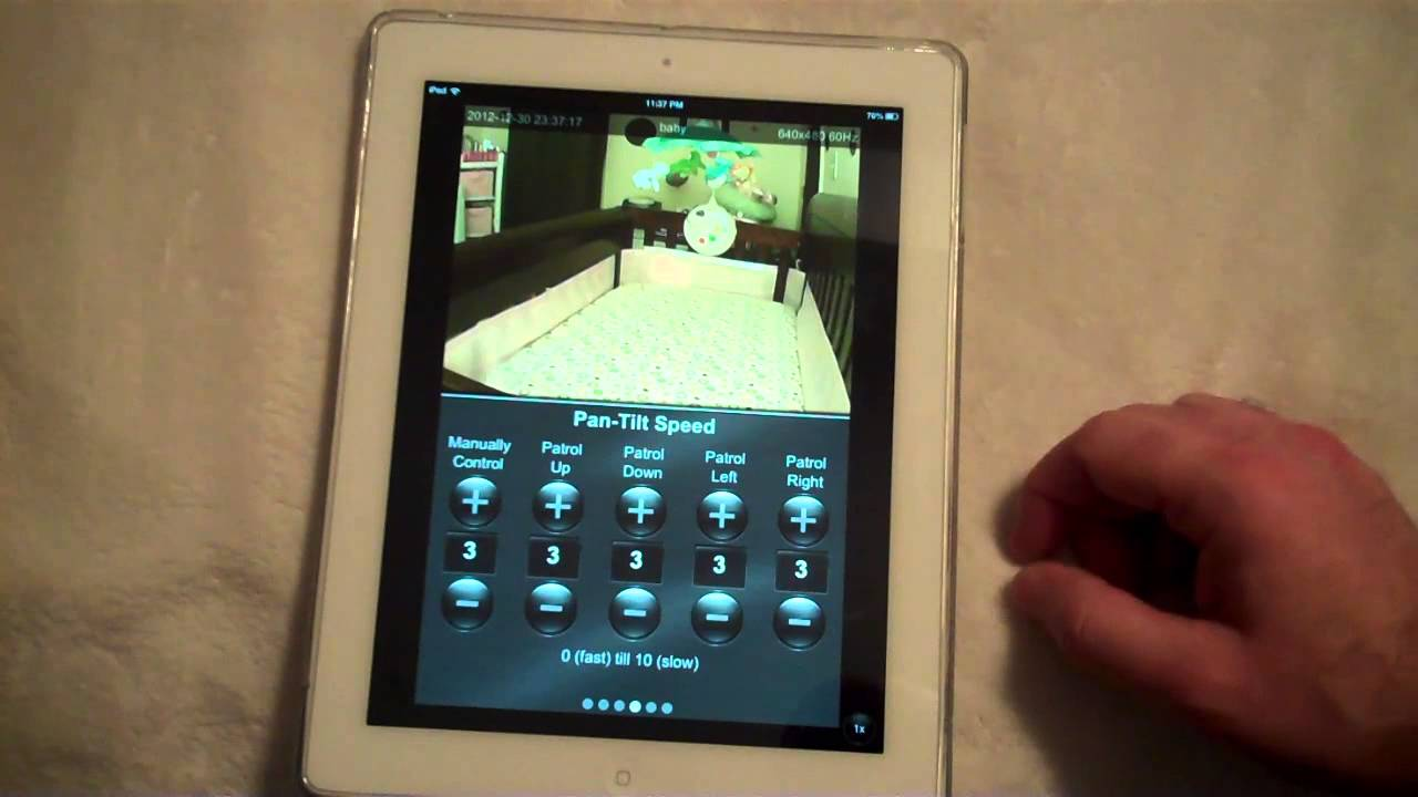 Video reviews of iOS app and tips & tricks DS cam