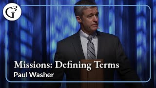 2019 G3 Conference — Paul Washer — Session 12