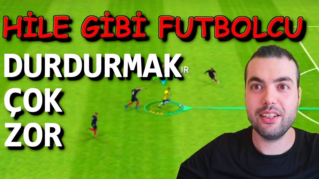 HİLE GİBİ FUTBOLCU | DURDURMAK ÇOK ZOR ( eFOOTBALL PES 2021 MOBİLE GAMEPLAY )