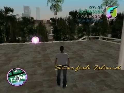 How to put 100% save game in GTA Vice City