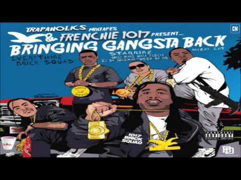 Frenchie - Bringing Gangsta Back [FULL MIXTAPE + DOWNLOAD LINK] [2011]