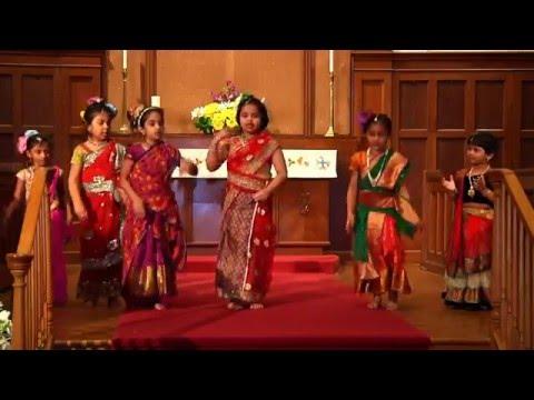Telugu Christian Children Songs - 'Musalamma ముసలమ్మ ముచ్చట్లు కట్టి పెట్టి ' - UECF Children