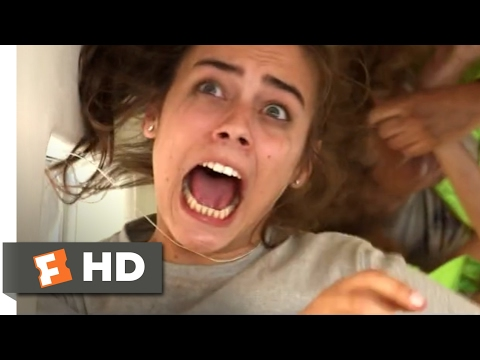 The Green Inferno (2015) - Crash in the Jungle Scene (2/7) | Movieclips