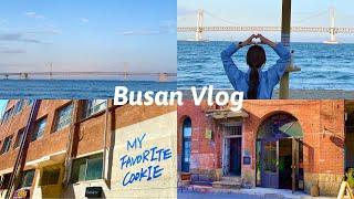 [부산여행 Vlog] 1박 2일 짧고 굵은 부산여행 |…