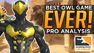 Overwatch: How Dynasty DISMANTLED Dallas Fuel - Pro Analysis