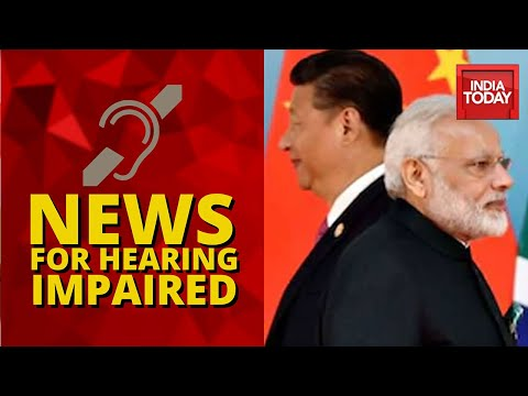 News For Hearing Impaired With India Today | Top Headlines Of The Day | July 6, 2020