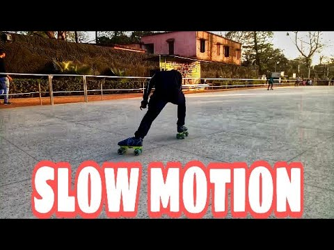 best slow motion video 2018   scating stunt