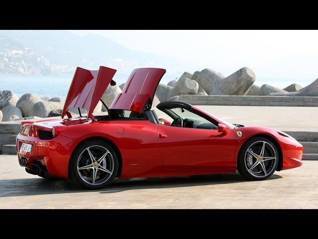 Прокат автомобилей Ferrari