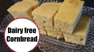 Dairy Free Cornbread Recipe